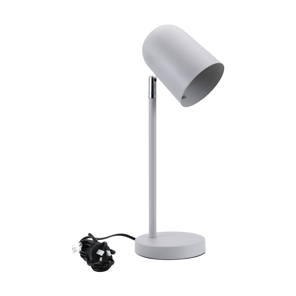 Madison Desk Lamp Grey Kmart Desk Lamp Lamp Bulb