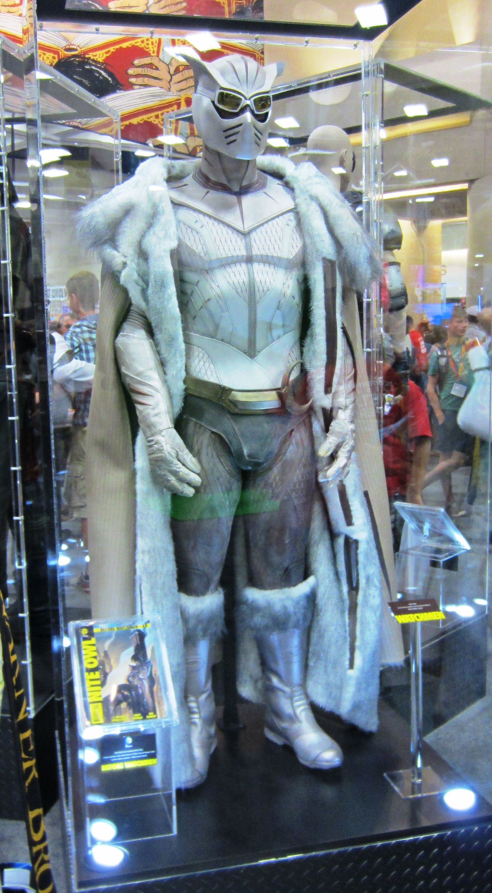 Watchmen 2009 Nite Owl Ii Polar Suit Costume Designed By