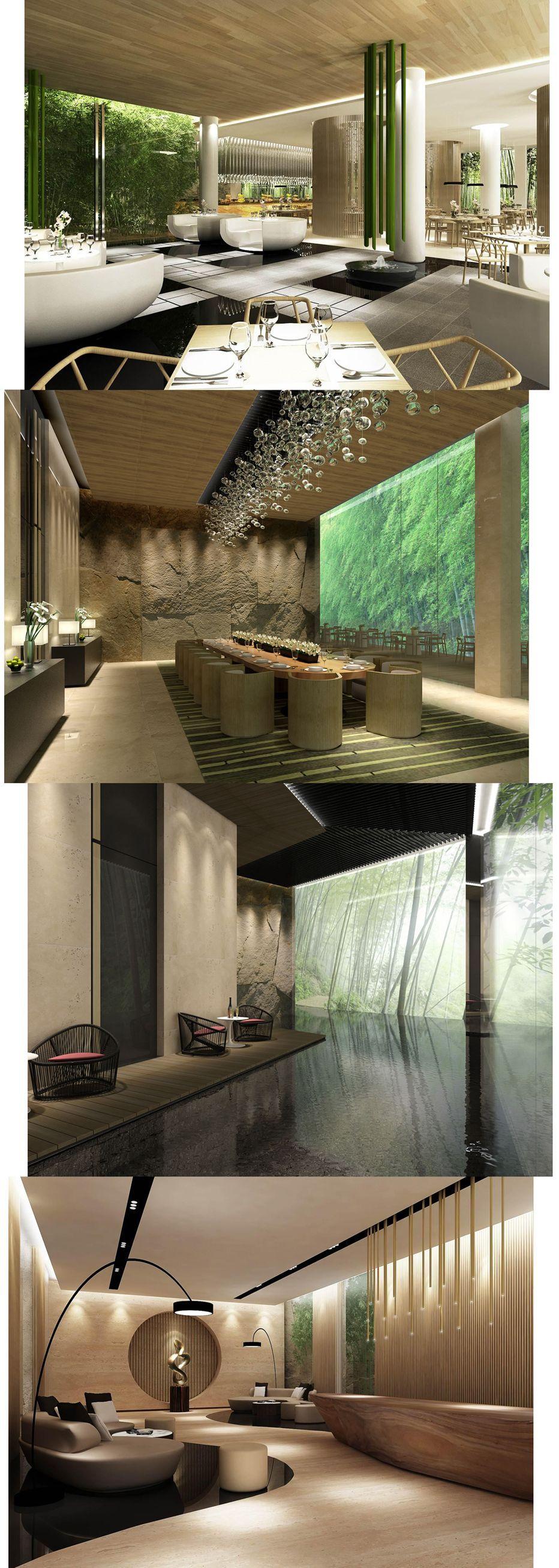 Pin by yen wang on lobby innenarchitektur architektur for Raumgestaltung architektur