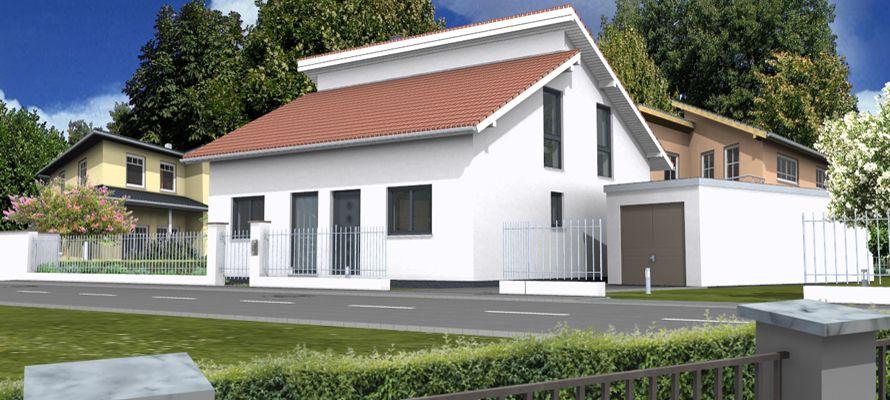 Zenz Massivhaus Haus Pinterest Massivhaus Pultdachhaus Und
