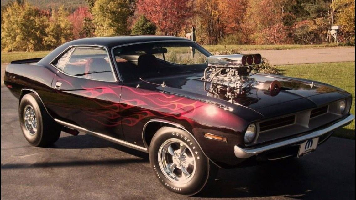 Pin by Dream Cars on Cars Best muscle cars, Plymouth