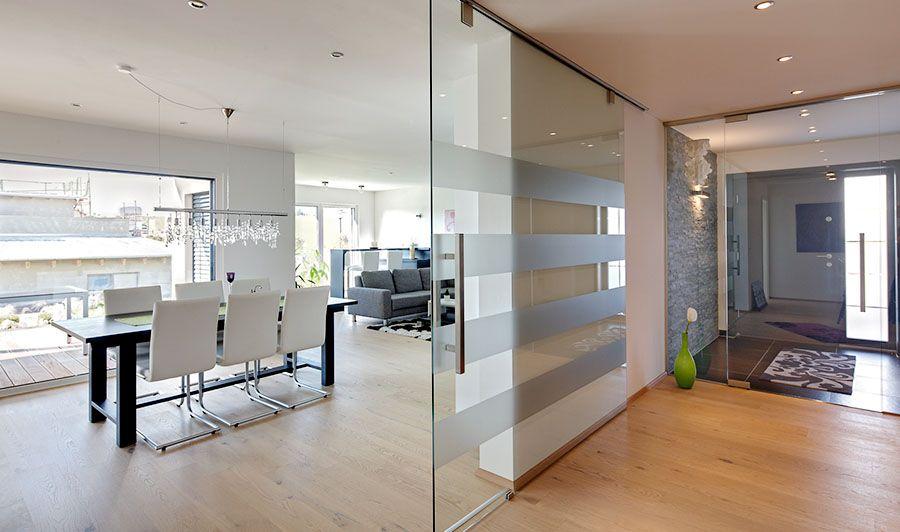 Kundenhaus Felderer - ein modernes verputztes Holzhaus - Sonnleitner.de