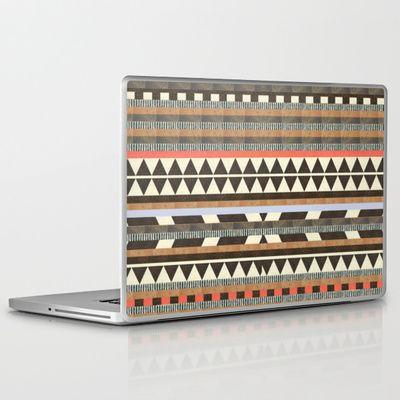 DG Aztec No.1 Laptop Skin, macbook Pro 15 inch