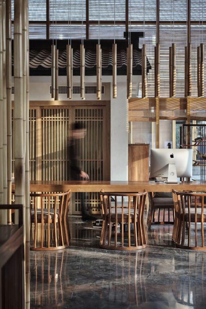 Pin By Linjiali On 室內 Museum Interior Restaurant Design Design