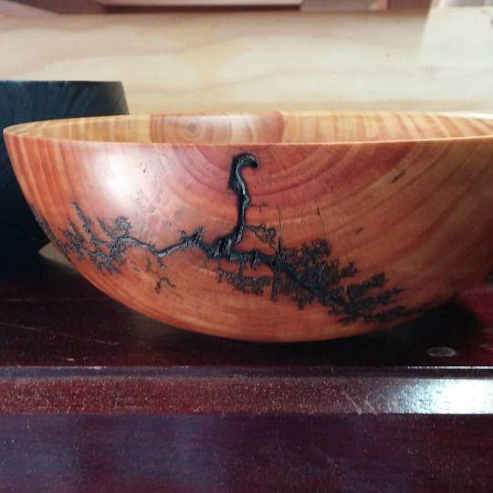 Reclaimed Woodturning
