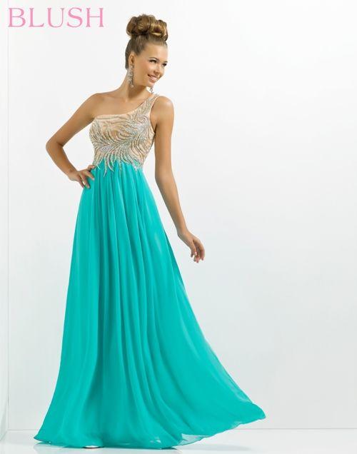 Blush 9744 Prom Dress