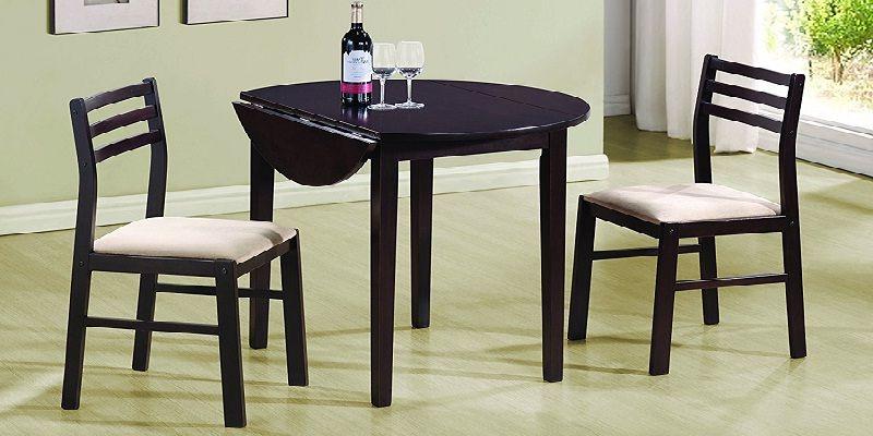 3 piece dinette set white piece dinette sets kitchen table ideas pinterest