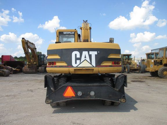 Cat M315 7ML02767 Wheel Excavator For Sale in USA
