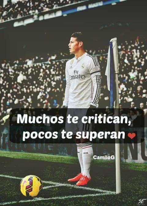 Muchos Te Critican Pero Pocos Te Superan Frases De Futbol