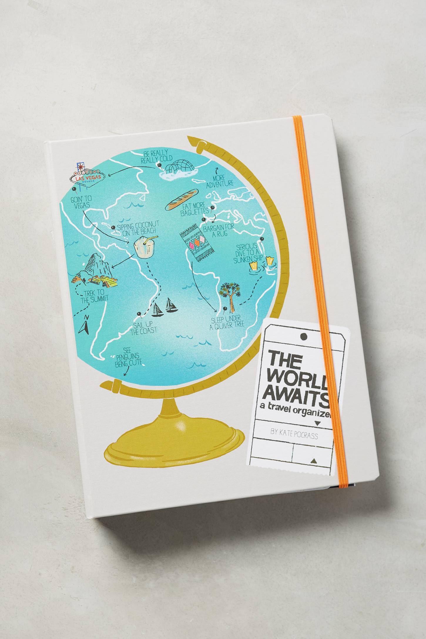 The World Awaits A Travel Organizer Travel organization