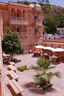 Anokhi Museum of hand Printing, Jaipur - the Pink City -, India