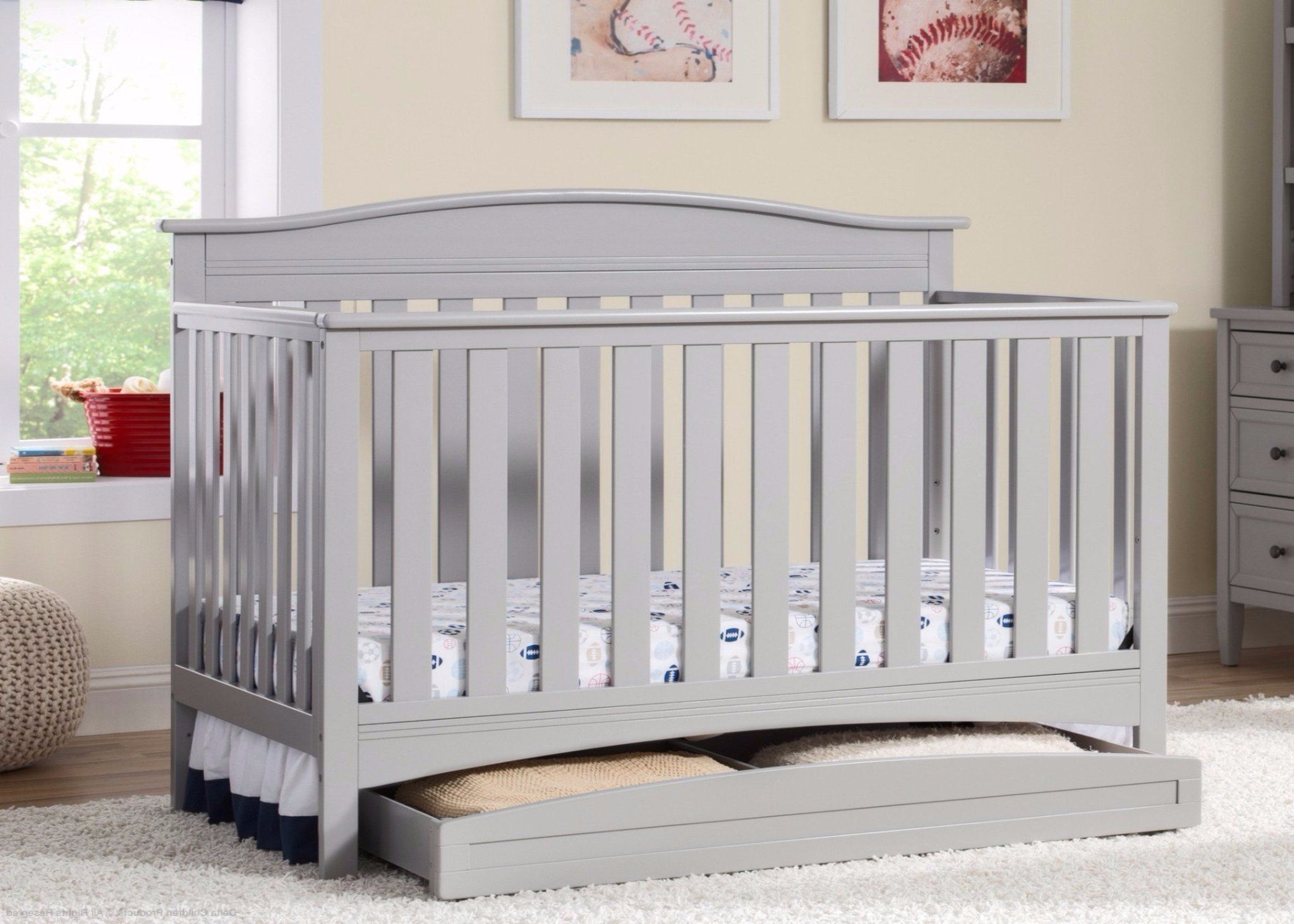 Winston In Grey 6 Piece Nursery Set Products 2019