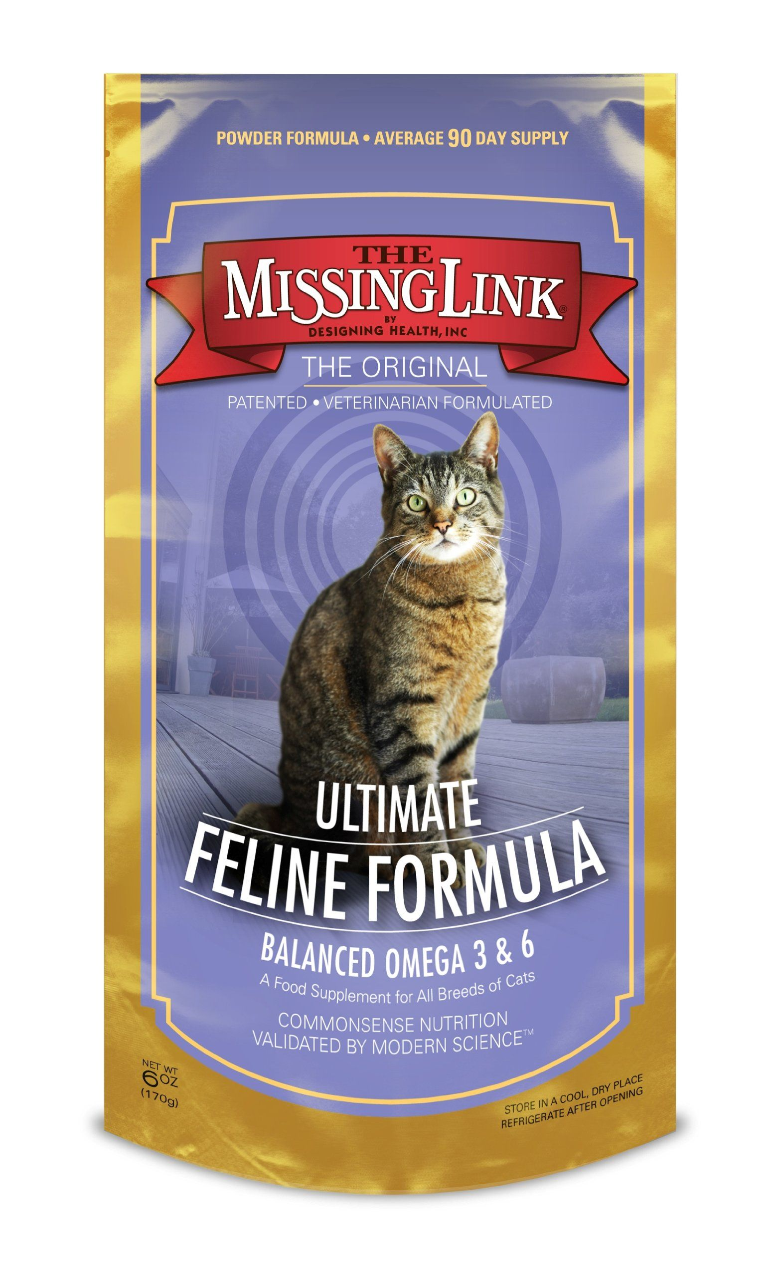 The Missing Link Original All Natural Superfood Cat Supplement A Balanced Omega 3 Cathealthsupplies Cat Supplement Cat Nutrition Pet Supplements