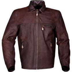 Furygan New Texas Outlast Lederjacke Braun Xl FuryganFurygan #leatherjacketoutfit