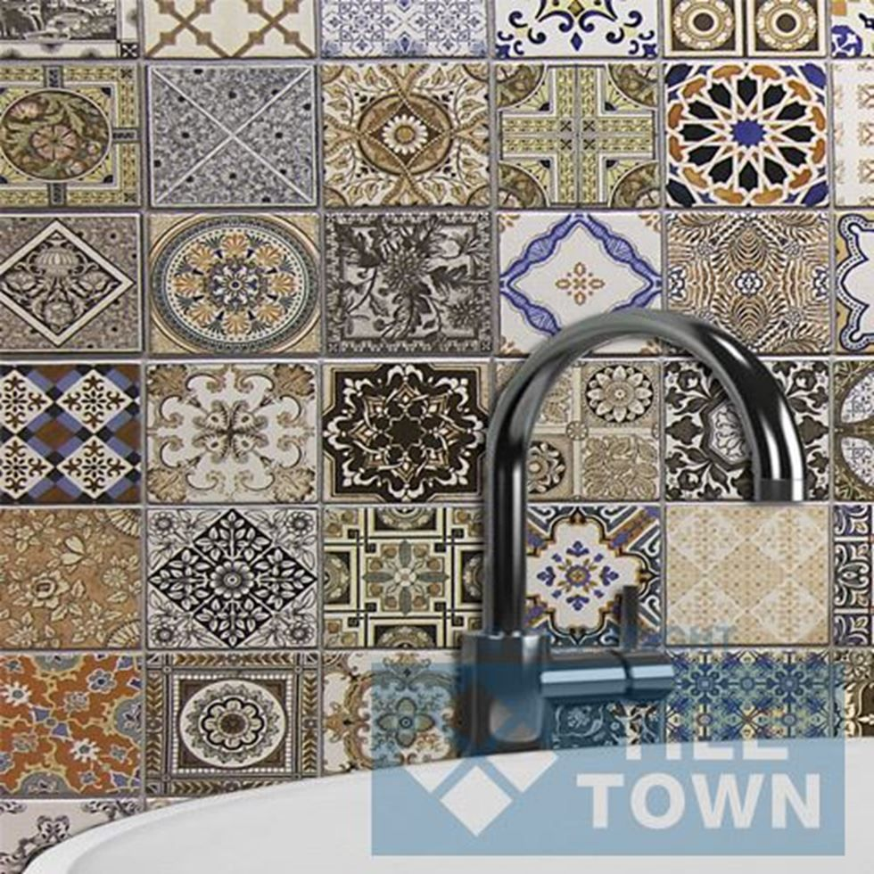 Provenza Deco Bathroom Wall Tiles by Realonda (tile factory ...
