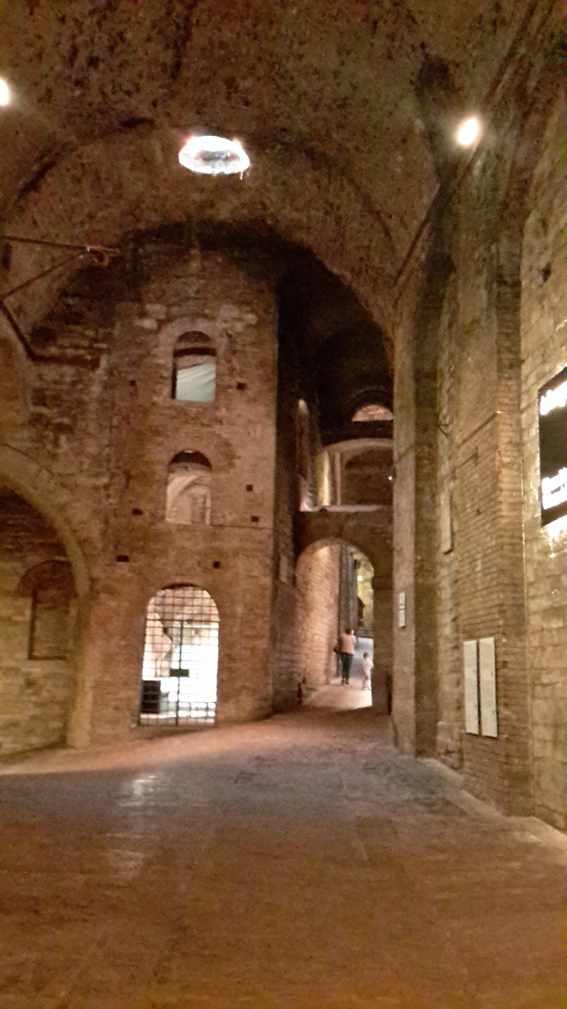 Rocca Paolina Perugia Umbria, Perugia, Dell anima