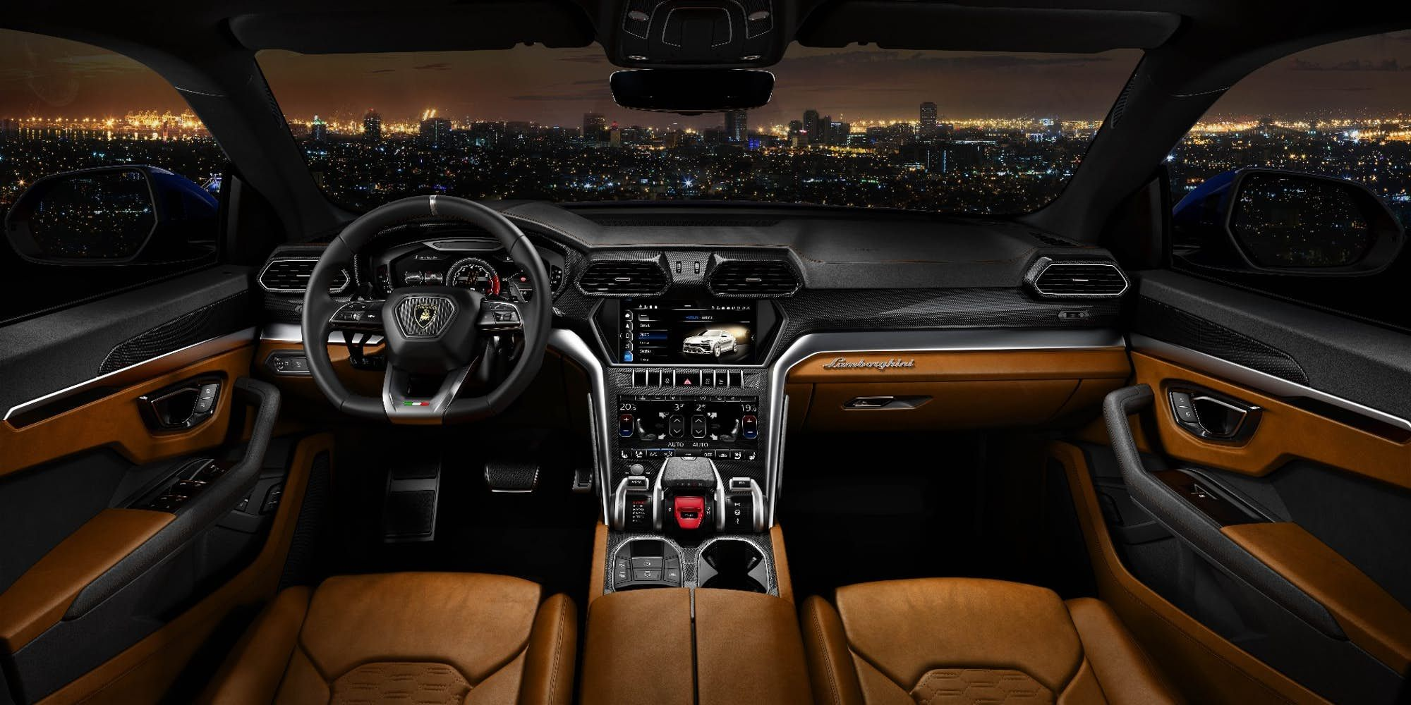 Lamborghini Brands Its Urus The First Super Suv With Images