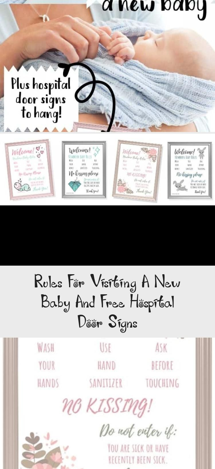 The Rules Of Visiting A New Baby Here S How You Inform Your