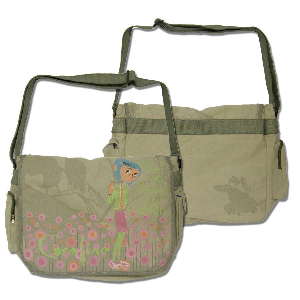 Coraline Bag Messenger Bag Bags Bday Girl