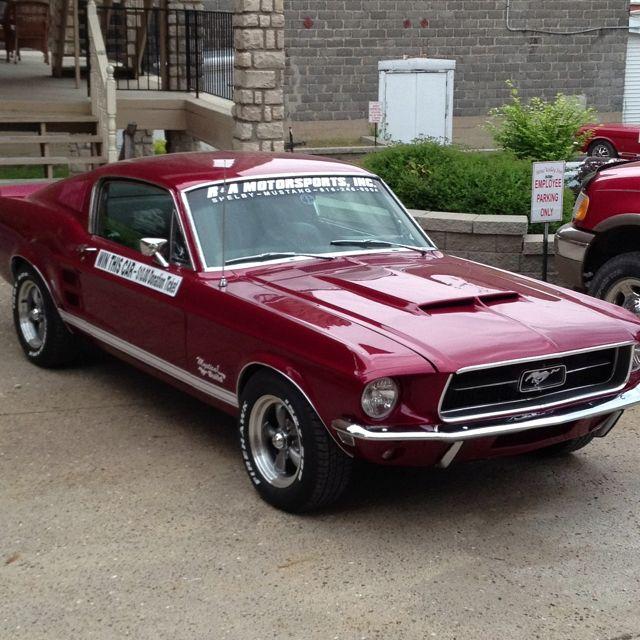 R Motorsports Mystical Build Mustang