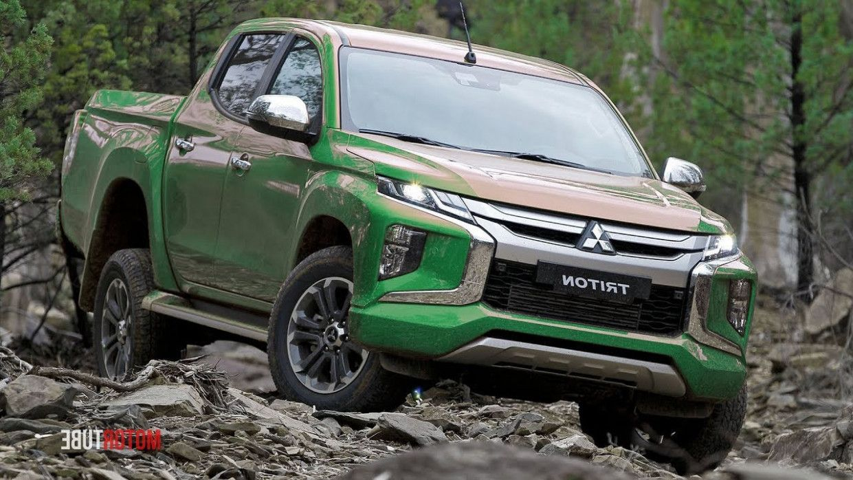 5 Lessons Ive Learned From Mitsubishi L200 4x4 2020 Mitsubishi L200 4x4 L200 4x4 Mitsubishi
