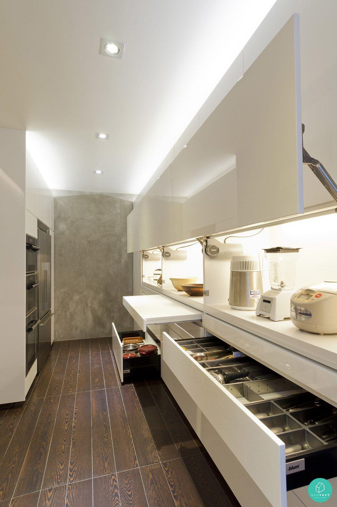 Architology kitchen sliding storage 4
