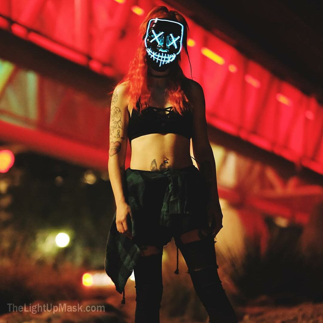Girl wearing light up mask led mask. TheLightUpMask.com  #TheLightUpMask @TheLightUpMask . #ravegirls #ravegirl #ravegirlsdoitbetter #girlsthatrave #girlswhorave #prettyravegirls #ravebabe #girlravers #ravebae #ravebaby #edmgirls #edmgirl #edmdimes #hottestofedm #edmbabes #Festivalgirls #Festivalgirl #trancegirls #plurgirls #plurbabes #plurbunnies #plurgirl #bassbabe #bassbabes #burnergirls #technogirls #girlslovetechno #technogirl