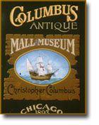 Christopher Columbus Museum Columbus Wi Columbus Antiques Mall