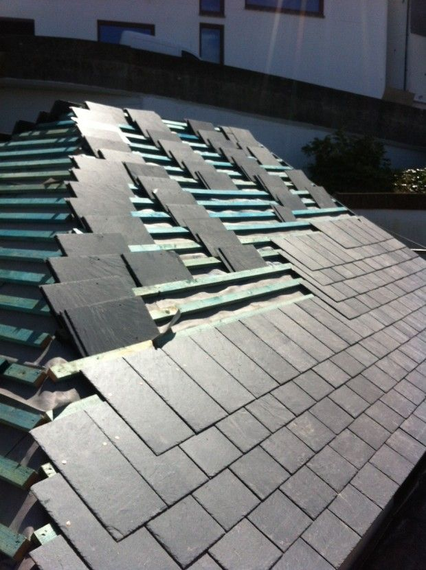 St Ives Case Study Cornwall Roofing Slate Roof Roof Work Roofing