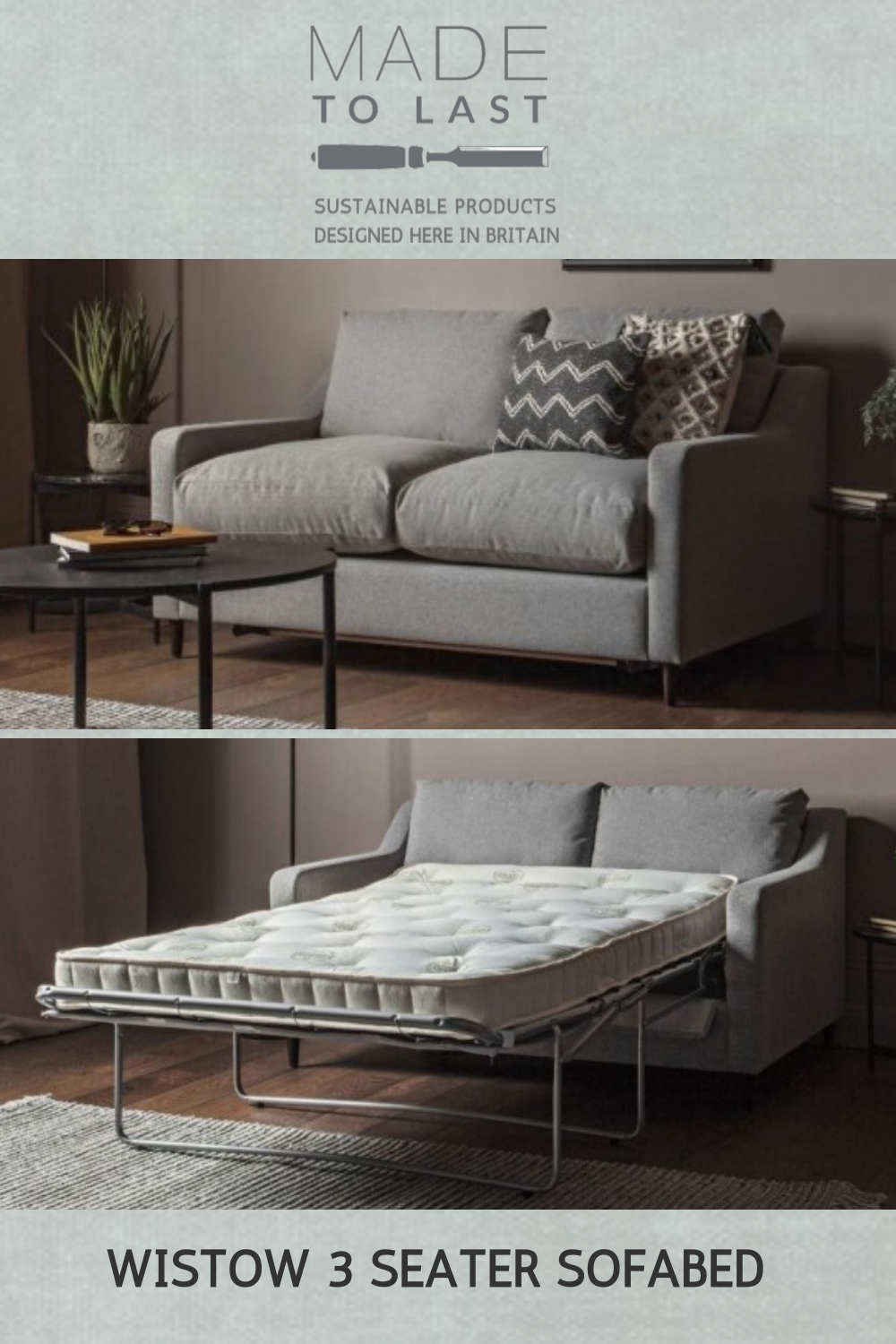 Wistow 3 Seater Sofabed in 2020 Sofa bed, Seater