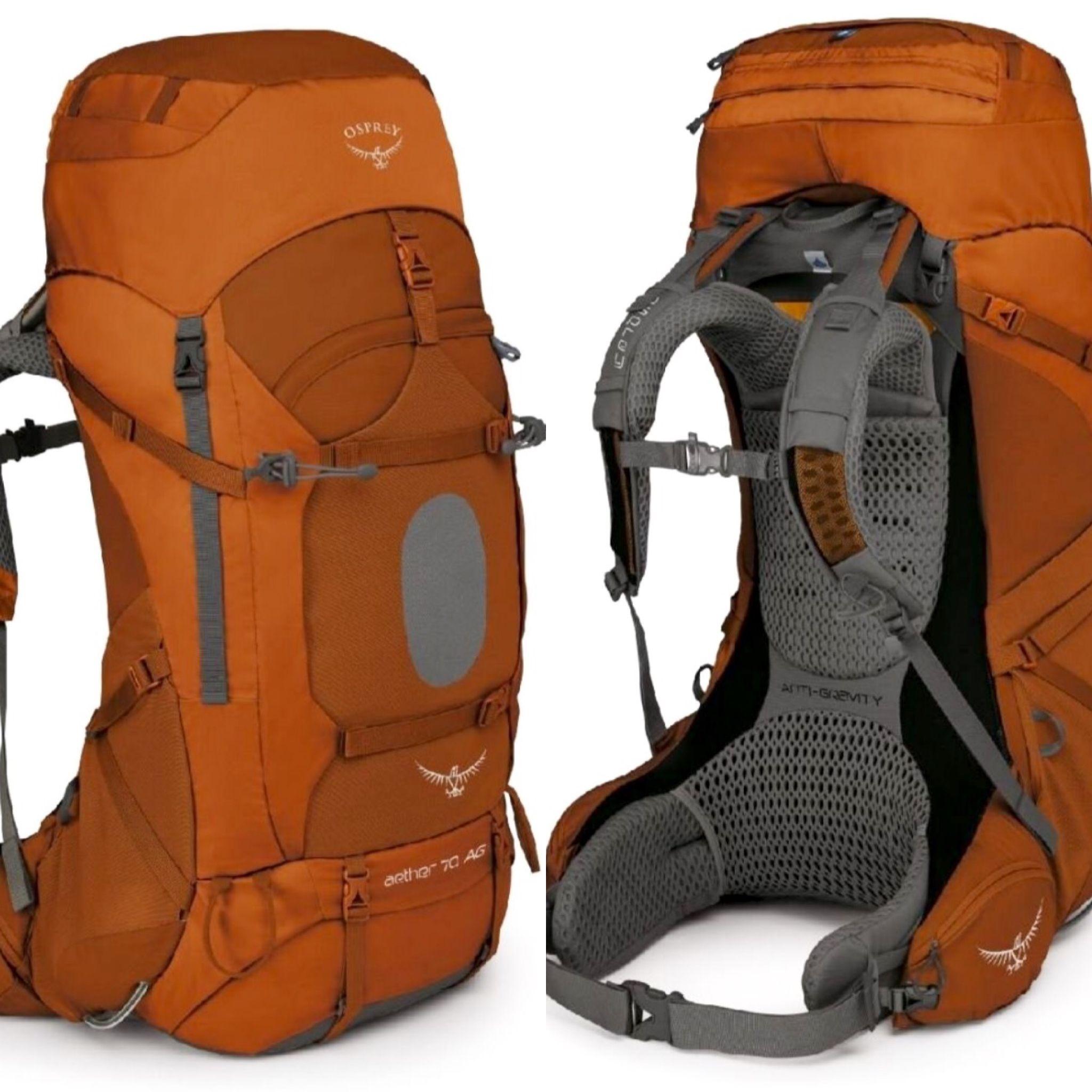45f41d840d OSPREY Aether AG 70 orange