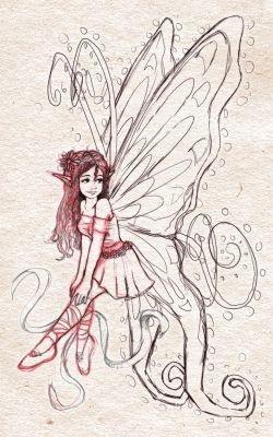 Tatoo f e recherche google tatouage tatouage - Dessiner un elfe ...