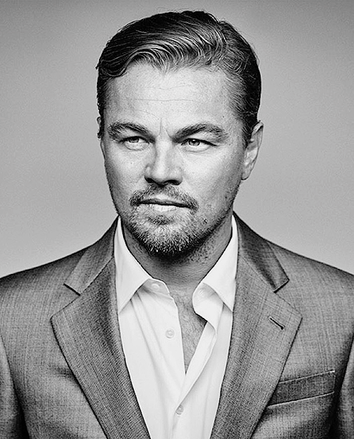 Leonardo DiCaprio is insanely talented and speaks out about injustices to humanity, animals and the planet.