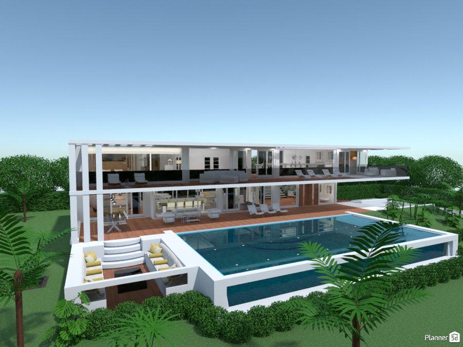 Modern Architecture Planner 5d House Styles Modern