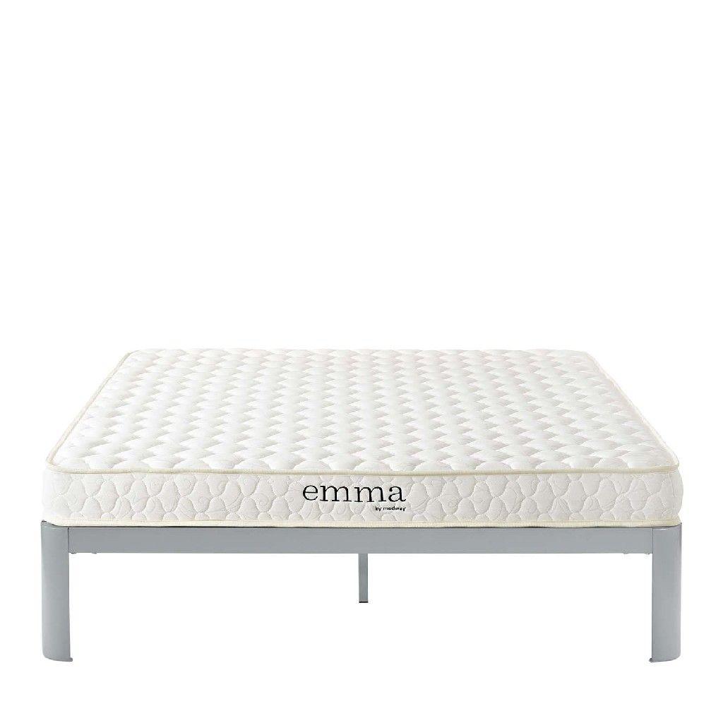 """Emma 6"""" Full XL Mattress MOD-5734-WHI"""