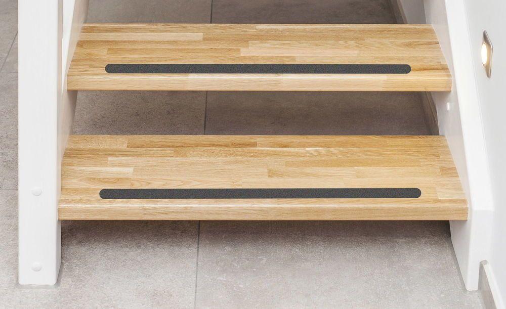 Best Non Slip Anti Skid Clear Black Textured Stair Hallway 640 x 480