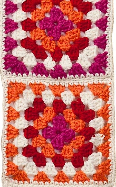 Grand mother's squares