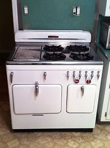 Vintage Chambers Model 61C Working Gas Stove | eBay