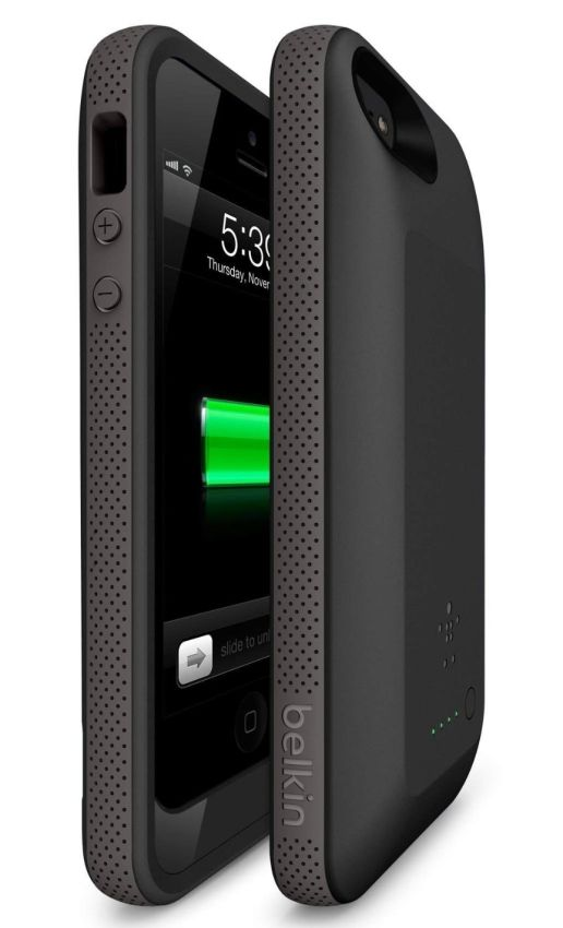 promo code 848bb 10fbd Belkin Grip Power Battery Case for iPhone 5   Gift Ideas For Me And ...