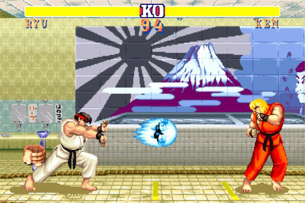 Gamer Shows Off Original Street Fighter Ii Glitched Combo System In New Compilation Video Street Fighter Game Ryu Street Fighter Ken Street Fighter