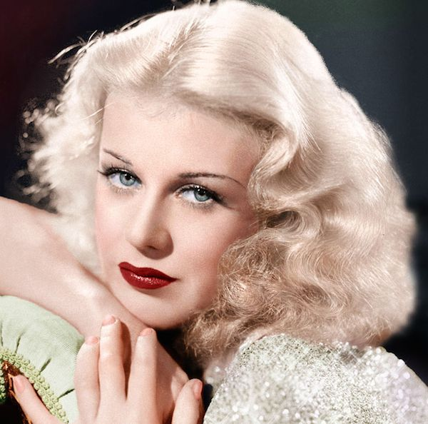 Throwback Thursday: Classic Beauty, Ginger Rogers : BEAUTY ...