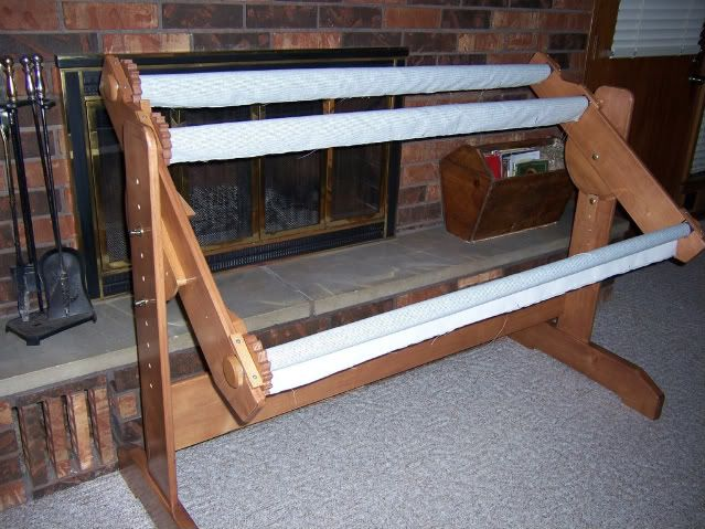 portable quilting frames - Google Search   quilting frames ... : wooden quilt frame - Adamdwight.com