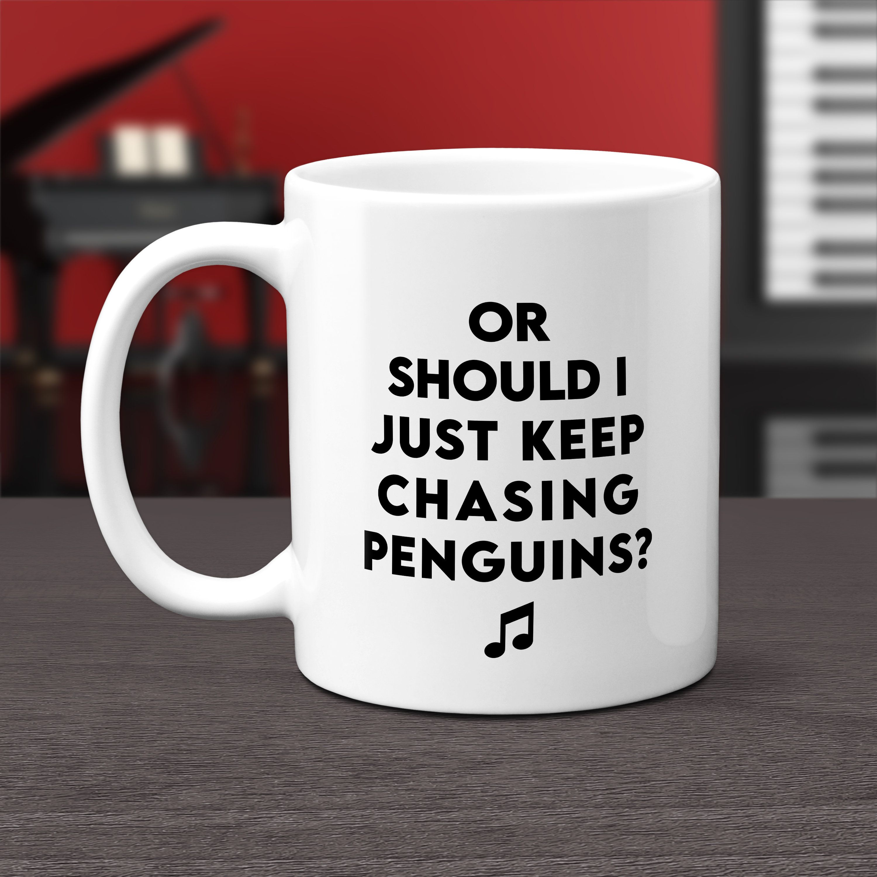 Funny Misheard Song Lyrics Coffee/Tea Gift Mug //Or Should