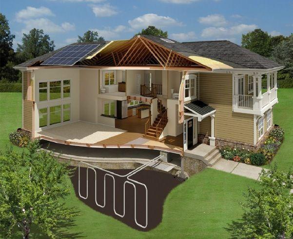 Casa ecol gica pinterest casas ecologicas casas y casas - Viviendas ecologicas prefabricadas ...