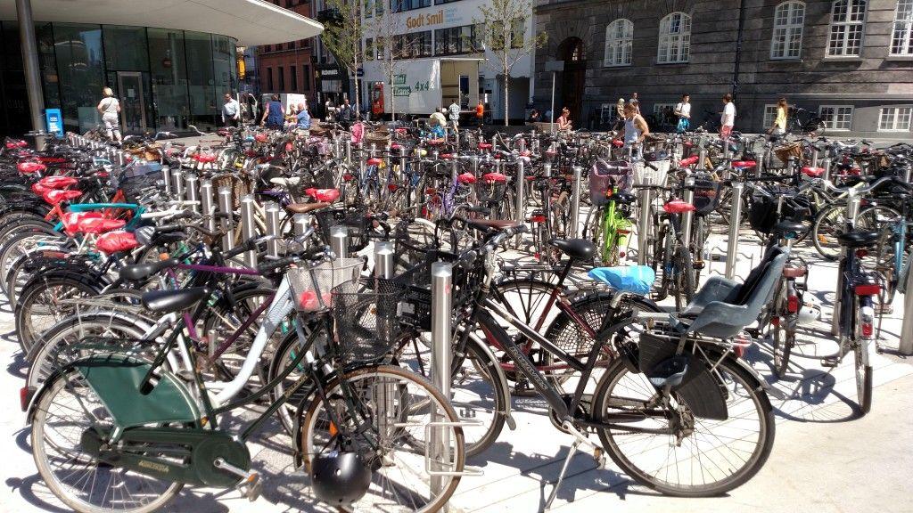 bike culture in Europe