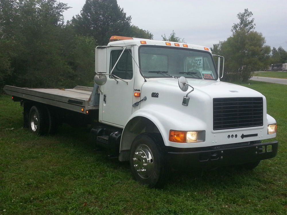 Starting Bid Us 16 000 00 Used In Ebay Motors Other Vehicles Trailers Commercial Trucks Towtrucksale Wreckerforsale Located In Indiana Camiones