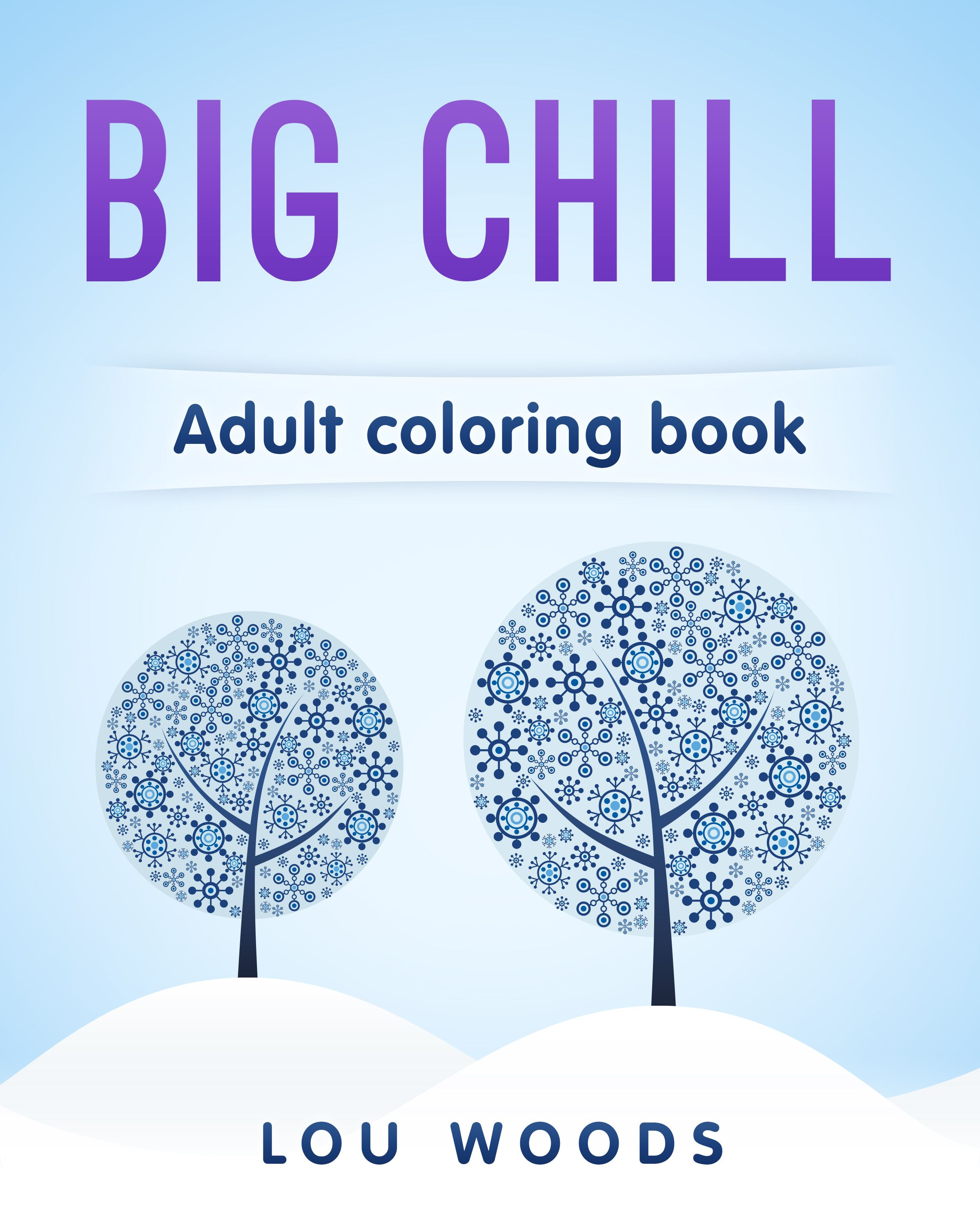 Ready for the cosiest and most relaxing winter ever? In this coloring book you'll find 25 unique, full page designs, from simple to elaborate. Use any coloring pens, pencils or crayons you like – no experience is needed. So rug up and enjoy the benefits of unleashing your imagination and relieve stress. Relax and unwind and make the indoor season fly as you develop your own artwork, in your way.