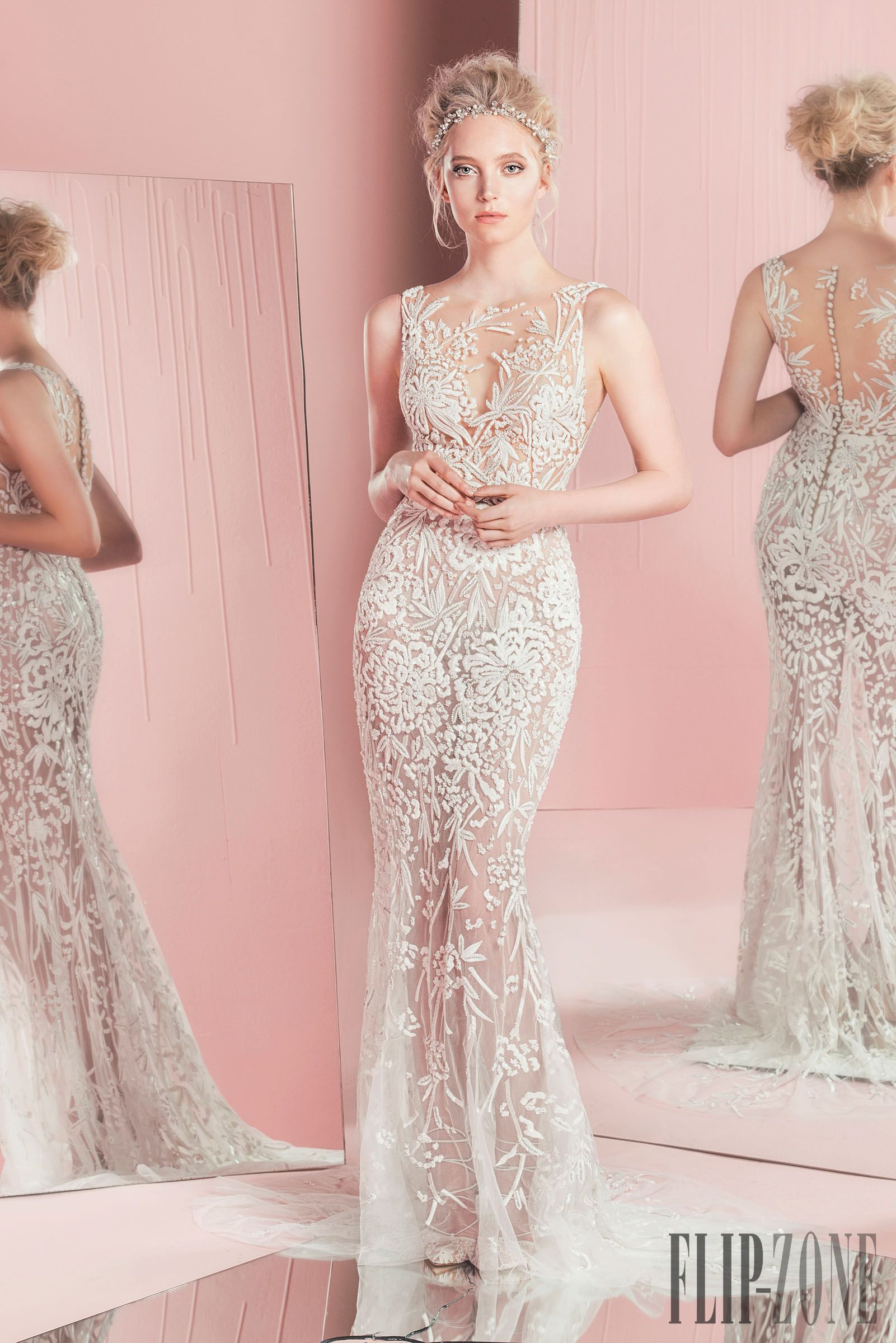 Zuhair Murad 2016 collection - Bridal | Vestidos de novia, De novia ...