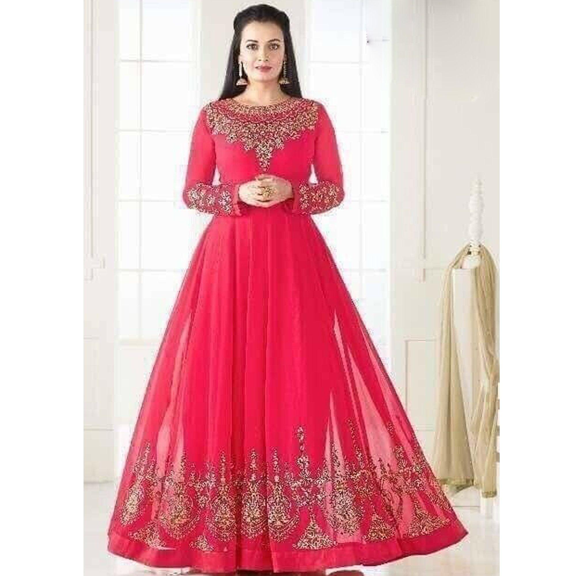Indian Ethnic Salwar Kameez Designer Anarkali Suit shalwar readymade Dress new