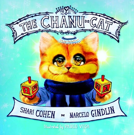 The Chanu-Cat - by Shari Cohen and Marcelo Gindlin